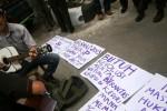 FOTO KORUPSI KEDIRI : Kejaksaan Kediri Didesak Usut Korupsi