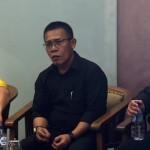 Anggota Komisi III DPR dari Fraksi PDIP Masinton Pasaribu di Gedung Parlemen beberapa waktu lalu. (JIBI/Solopos/Antara/Puspa Perwitasari)