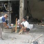 PASAR TRADISIONAL SUKOHARJO : Pasar Tawang Kuno Direvitalisasi, Pedagang Kosongkan Kios