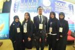 KAMPUS JOGJA : 5 Mahasiswa UGM Ikuti Asean University Youth Summit 2016