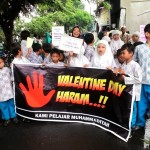 KERUKUNAN UMAT BERAGAMA : Kepala Disdik Semarang Beri Penjelasan Lisan Larangan Peringati Valentine's Day