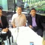 BURSA CAGUB DKI JAKARTA : Politikus Golkar Ajukan Farhat Abbas Jadi Cagub