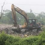 PENGELOLAAN SAMPAH KLATEN : Ditolak Warga Joho, DPU dan ESDM Klaten Kelimpungan Buang Sampah
