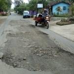 INFRASTRUKTUR BOYOLALI : Pemkab Dinilai Kurang Peduli Atasi Kerusakan Jalan Raya Simo-Nogosari