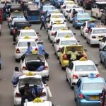 TRANSPORTASI ONLINE : Gubernur Ganjar Perintahkan Taksi Online Harus Ikuti Aturan