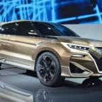 MOBIL HONDA : UR-V: Kasta Tertinggi SUV Honda Segera Lahir