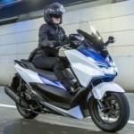SEPEDA MOTOR HONDA : Tantang Yamaha Nmax, Honda Produksi Skutik Bongsor