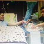JOKOWI PUNYA CUCU : Tinggalkan Rumah Sakit, Selvi Ingin Rawat Jen Ethes Tanpa Baby Sitter
