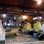 MUNAS PARTAI GOLKAR : Diawali Ziarah ke Makam Pak Harto, Idrus Marham Siap Pimpin Partai Golkar