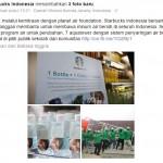TRENDING SOSMED : Ini Penjelasan Starbucks Soal Rp1.000 untuk Donasi CSR