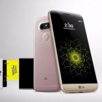 SMARTPHONE TERBARU : Sensor Sidik Jari Ponsel LG Ada di Balik Layar