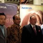 PERFORMA PERUSAHAAN : Gandeng Alcatel, Ini Target Nokia di Indonesia