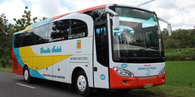 Rosalia Express Garap Pasar Ritel