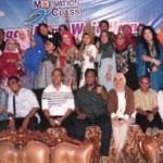 REUNI SEKOLAH : Reuni Perak, Alumni SMAN 1 Semarang Angkatan 1991 Bakti Sosial