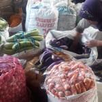 HARGA KEBUTUHAN : Harga Sayur-sayuran di Boyolali Kompak Naik