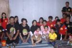 BAKTI SOSIAL : Setenpo Peduli Salurkan Donasi untuk Fajar