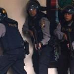 PENANGGULANGAN TERORISME : 3 Pria Serang Mapolres Salatiga, Tapi…