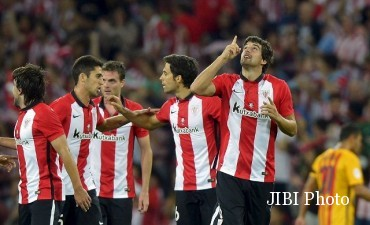 Athletic Bilbao (Dailymail)