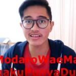 YOUTUBE ANAK JOKOWI : Video Terbaru, Kaesang Sentil Pencitraan dan Pilgub DKI Jakarta
