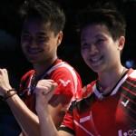 Tak Butuh Poin Lagi, Tontowi/Liliyana Langsung ke Final Superseries