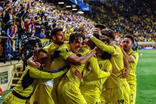 Dramatis, Villarreal Juara Liga Europa Seusai Tundukkan MU Lewat Adu Penalti