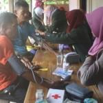 BAKTI SOSIAL : Sejumlah Komunitas Ponorogo Gelar Baksos di Kampung Tunagrahita