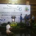 HARLAH PMII : Kader PMII Jatim Hadiri Peringatan Harlah ke-56 PMII di Ponorogo