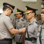 MUTASI POLRI : 5 Polisi Trenggalek Pindah Tugas, Kapolres Ingatkan Mutasi Hal Biasa