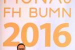 Di Merapi, Reza Bank Mandiri Satukan Langkah Humas BUMN