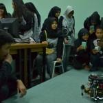 PERGURUAN TINGGI SALATIGA : Siswa SMKN 8 Semarang Timba Ilmu di FTEK UKSW