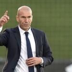KABAR PELATIH : Zidane Komentari Isu Pogba dan Morata ke Madrid