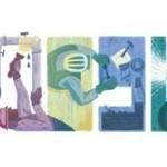 GOOGLE DOODLE : May Day, Google Peringati Hari Buruh Sedunia
