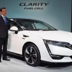 MOBIL HONDA : Sedan Ini Tantang Toyota Mirai dan Tesla S Sekaligus