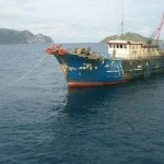 Natuna 1994: Nelayan Indonesia Bersenjatakan Botol Lawan Kapal-Kapal Taiwan