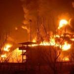 Kebakaran Besar Gudang Senjata di India Tewaskan 17 Orang
