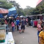 PKL SOLO : Wali Kota Belum Putuskan Nasib Sunday Market Manahan
