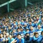 ISC B 2016 : Ngluruk Ke Rembang, Snex dan Panser Biru Dampingi Tim Mahesa Jenar