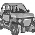 MOBIL KONSEP: Honda Patenkan Mobil Mungil Mirip Jeep