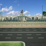 RUANG PUBLIK SOLO : Wali Kota Izinkan Pohon Cemara Tua di Manahan Ditebang
