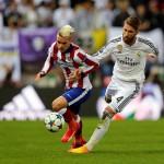 LIGA CHAMPIONS 2015/2016 : Final Madrid Vs Atletico: Ramos Was-Was Ancaman Griezmann