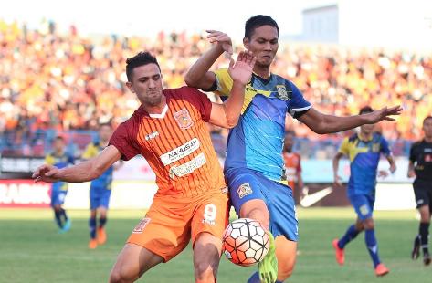ISC A 2016 : Lawan PSM, 20 Pemain PBFC Terbang ke Makassar