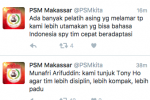 ISC A 2016 : Luciano Bukan Mundur Tapi Dipecat? Tony Ho Gabung PSM?