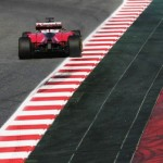 FORMULA ONE 2016 : Vettel Mundur 3 Grid GP Jepang