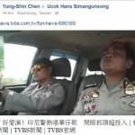 TRENDING SOSMED : Nyanyi Lagu Mandarin, Polisi Indonesia Hebohkan Tiongkok
