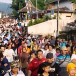 HARI BURUH 2016 : Buruh Ungaran Pilih Jalan Sehat Peringati May Day