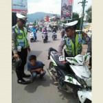 PAGUYUBAN MADIUN : Netizen Paguma Dukung Polisi Tertibkan Knalpot Bising