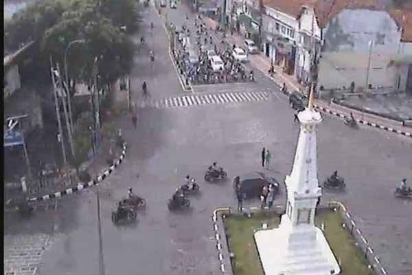 LEBARAN 2017 : 68 CCTV untuk Atasi Kemacetan di DIY