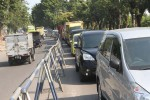 LIBUR PANJANG : Jalur Tawangmangu-Karanganyar Padat Hingga Jalan Tembus