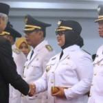 PILKADA SRAGEN 2015 : Sragen Banyak PR, Ganjar Prediksi Yuni Segera Langsing