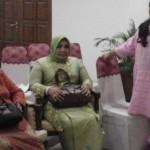 PELANTIKAN BUPATI SRAGEN : Inilah Pesan Untung Wiyono untuk Putrinya Yang Kini Bupati Sragen